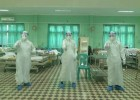 6 Trainers for Preparing PPE Training At University of Nursing, Mandalay